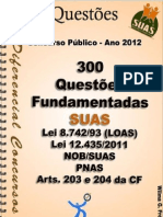 1731_SUAS - Lei 8.742_93 (LOAS) Apostila Amostra