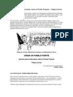Crear Un Pueblo Fuerte - Felipe Correa