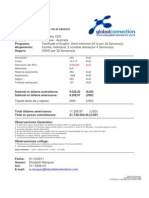 Presupuesto Brisbane Australia Embassy CES Por 32 Semana(s)21!12!2011(1)