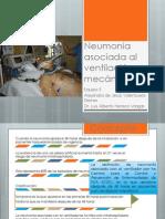 Neumonía asociada al ventilación mecánica