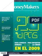 Revista Moneymakers - Edición 1.