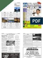 "Kuta Weekly-Edition 306 ""Bali""s Premier Weekly Newspaper"""