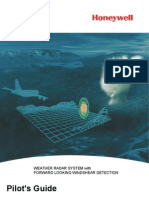 Wx Radar Rdr4000-Pilot Guide