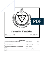 Selección Teosófica - Mar 2002