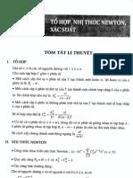 Một số bài toán đếm