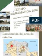 Plan Sectorial de Turismo Bucaramanga