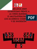 Libro Sindicatos y Crisis 2009