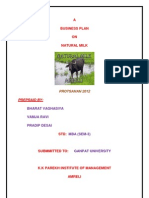Dairy Farm Business Plan