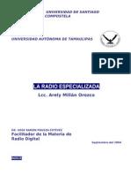 LA RADIO Especializada