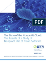 2012 State of the Cloud Report
