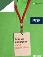 Guía de Congresos más sostenibles