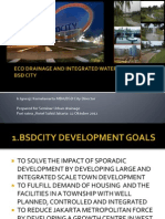 ECO DRAINAGE AND INTEGRATED WATER MANAGEMENT