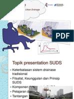 Mengapa SUDS??? Konsep Sustainable Urban Drainage System