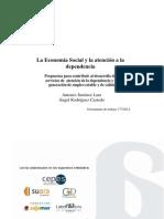 La Economía Social y la atención a la dependencia