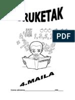 Matematika Problemak 4.Maila Txostena