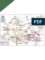 Harta RET și a Centralelor Electrice Fotovoltaice