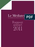 rapport Mediateur FFSA 2011