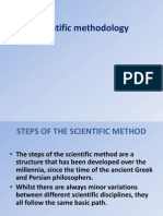 Scientific Method-review 1