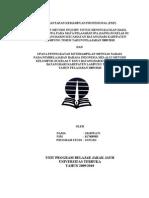 PKP PGSD IPA