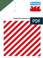 Protection passive contre l'incendie - catalogue général 2013.1 - Promat
