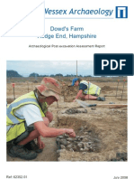 Dowds Farm - Assessment Report