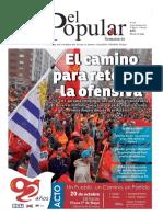 El Popular N° 204 - 19/10/2012