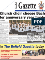 Enfield Gazette - 18 October 2012