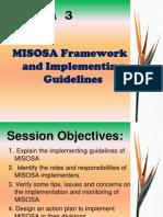 s3 Misosa Framework