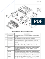 G55 Parts List