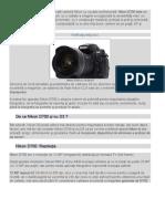 Nikon D700 Tripleta de Aur