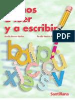 Libro Escritura Pre Escolar (Apresto)