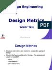 MELJUN CORTES JEDI Slides-4.10 Design Metrics