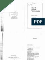 Quadro teórico do livro de Barbara Freitag - Escola, Estado & Sociedade