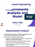 MELJUN CORTES JEDI Slides-3.2 Requirements Analysis and Model