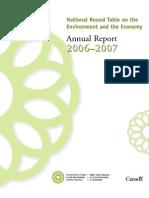 NRT Annual Report 2006-2007