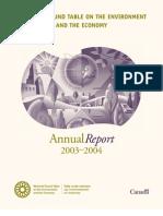 NRT Annual Report 2003-2004
