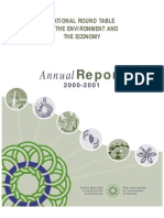 NRT Annual Report 2000-2001