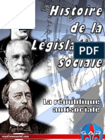 Histoire de la Législation Social
