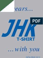Catalogo JHK 2012