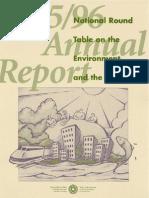 NRT Annual Report 1995-1996