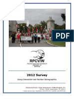 2012 Survey Packet