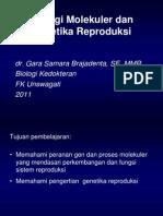 Bio Molekuler & Genetika Repro