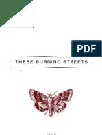 Theseburningstreets Zine Web