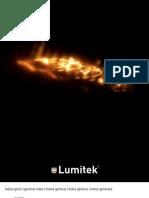 Catálogo Lumitek 2012