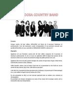 Appaloosa Country Band - Présentation