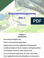 Part 1 Env. Engineering