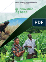 CIMMYT Annual Report 2006-2007