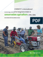 Impacts of CIMMYT's International Training Linked to Long-Term Trials in Conservation Agriculture