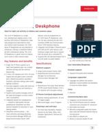 1210 Ip Deskphone Final