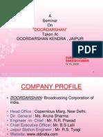 Doordarshan Report